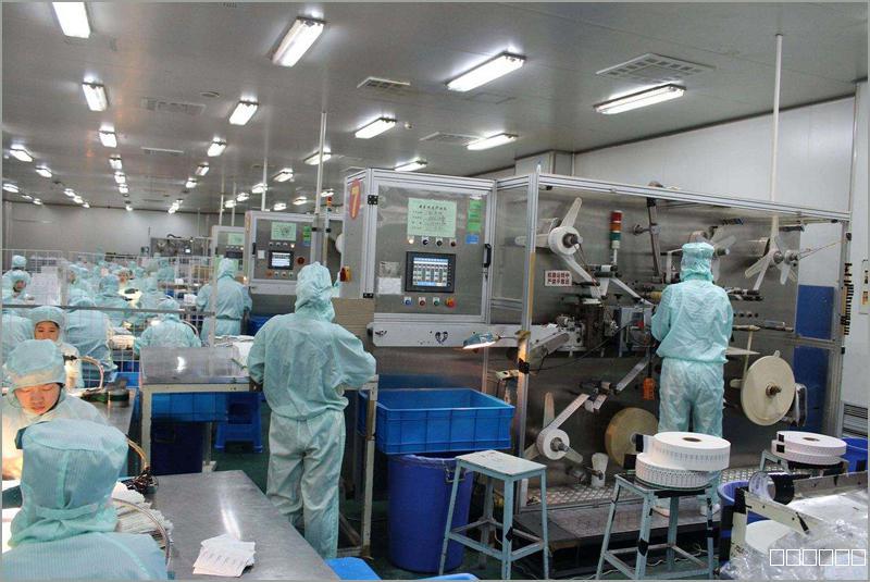 制药厂GMP洁净室空间消毒杀菌