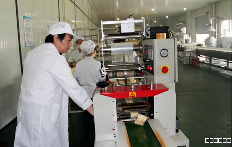 食品厂生产车间龙8国际最新官网杀菌
