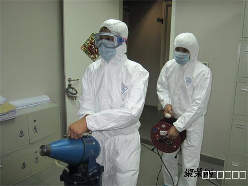 消杀公司如何选择高效的空间消毒方式