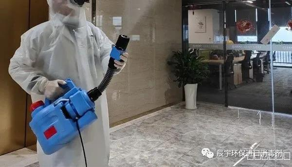 安全高效空气消毒灭菌方案